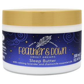 Feather & Down Sweet Dreams Sleep Butter