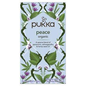 Pukka Peace Herbal Tea 20s