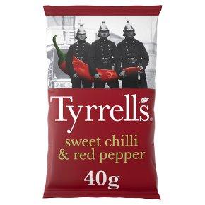 Tyrrells Sweet Chilli & Red Pepper