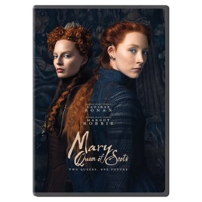 DVD Mary Queen of Scots