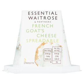 Essential French Soft Goat's Cheese Strength 2