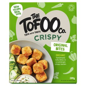 The Tofoo Co. Crispy Original Bites