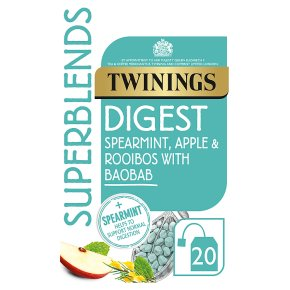 Twinings Superblends Digest 20 Tea Bags