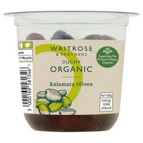 Duchy Organic Kalamata Olives