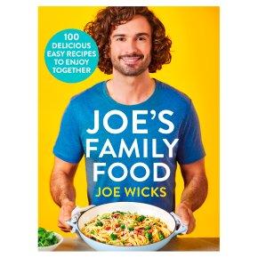 Joe's Family Food Joe Wicks