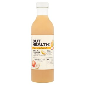 Waitrose Gut Health Apple & Pear Juice