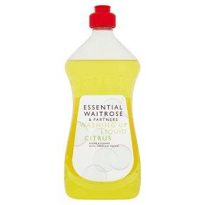 ESSENTIAL Lemon Washing Up Liquid