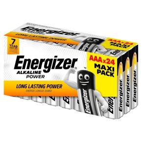 Energizer Alkaline Power AAA 1.5v