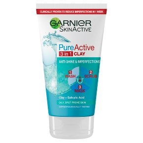 Garnier Pure Active 3 in 1 Clay