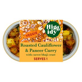 Higgidy Roasted Cauliflower & Paneer Curry