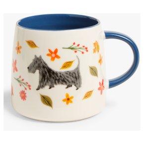 John Lewis Scottie Dog Mug