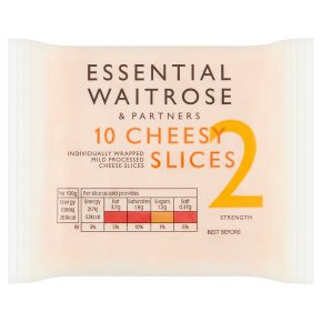 Essential 10 Cheesy Slices Strength 2