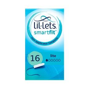 Lil-lets Lite Smartfit Tampons