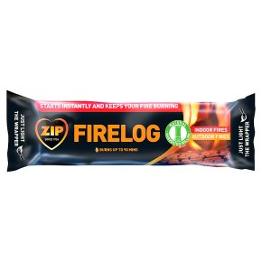 Zip The Firelog