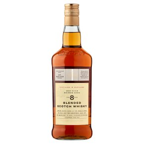 No.1 8 Year Old Blended Scotch Whisky