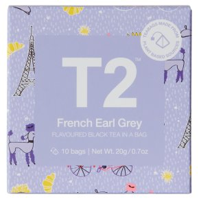 T2 French Earl Grey 10 Tea Bags