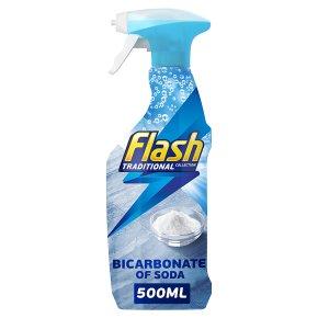 Flash Bicarbonate of Soda Spray