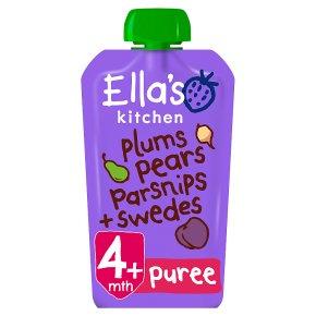 Ella's Kitchen Plums Pears
