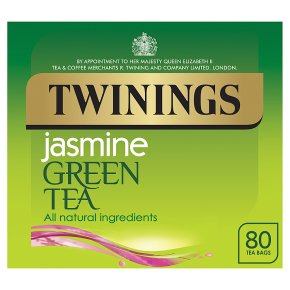 Twinings Jasmine Green Tea 80 Tea Bags