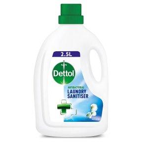 Dettol Laundry Cleanser Liquid Fresh Cotton