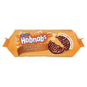 McVitie's Hobnobs Sticky Toffee Pudding