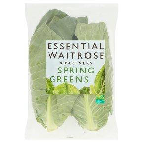Essential Spring Greens