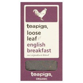 Teapigs Loose Leaf English Breakfast