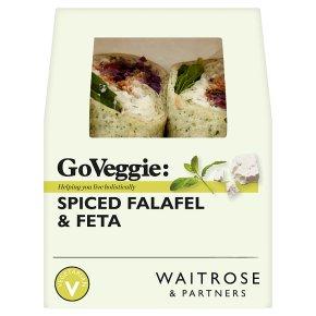 Waitrose Spiced Falafel & Feta