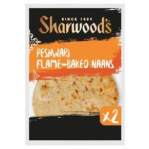 Sharwood's Peshwari Naans