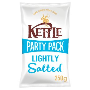 Kettle Lightly Salted Party Pack