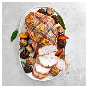 Butter Basted Turkey Breast