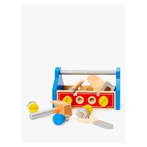John Lewis Wooden Tool Box