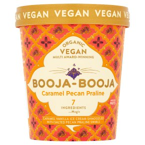 Booja-Booja Caramel Pecan Praline Ice Cream