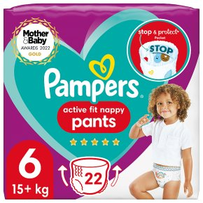 Pampers 6 Active Fit Pants