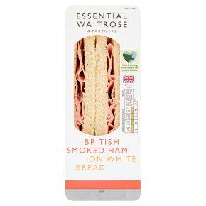 Essential Smoked Ham Sandwich