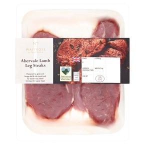 No.1 Lamb Leg Steaks