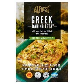 Alfresco Greek Baking Feta Mediterranean Style