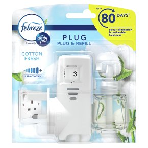 Ambi Pur Plug In Cotton Fresh