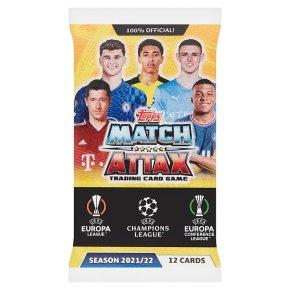 Match Attax Season 2021/22 Card Packets
