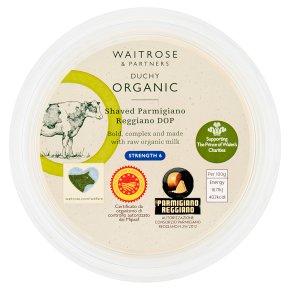 Duchy Organic Shaved Parmigiano Reggiano DOP Strength 6