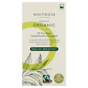 Duchy Organic English Breakfast 25 Tea Bags