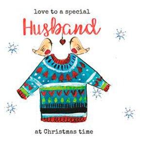 Special Husband Xmas Jumper