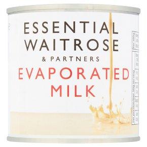 Essential Evaporated Milk