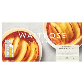 Waitrose 2 French Apple Tarts