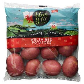 Blas y Tir Red Potatoes