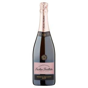 Nicholas Feuillatte Reserve Exclusive NV Rosé Champagne