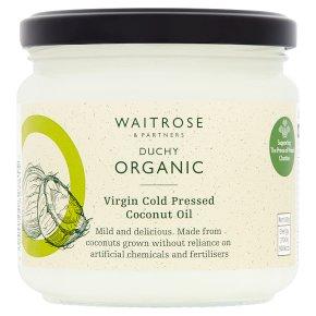 Duchy Organic Virgin Cold Pressed Coconut Oil