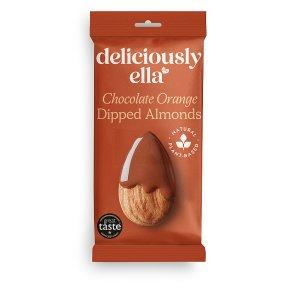 Deliciously Ella Choc Orange Almonds