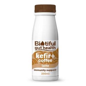 Biotiful Dairy Kefir + Coffee Latte