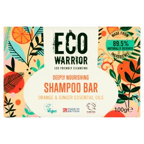 Eco Warrior Shampoo Bar